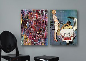 Wall to Wall: Art Up to 80% Off