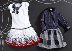 Dainty Daywear: Sweaters, Dresses & More