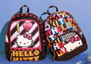Hello Kitty Plush Bags & Backpacks