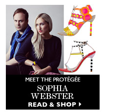 Meet the protégée Sophia Webster READ & SHOP