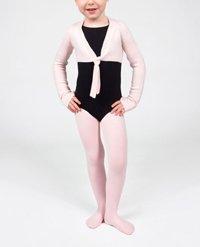 Girls Tie-Front Sweater
