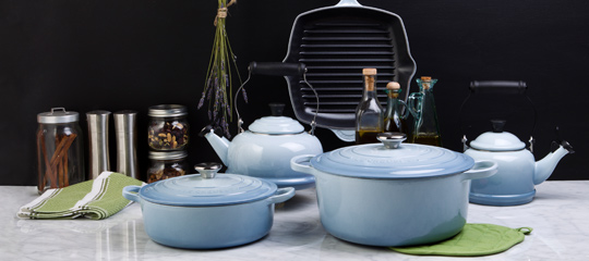 French Cookware by Le Creuset