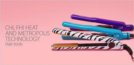CHI - FHI & Metropolis Technology HAIR TOOLS