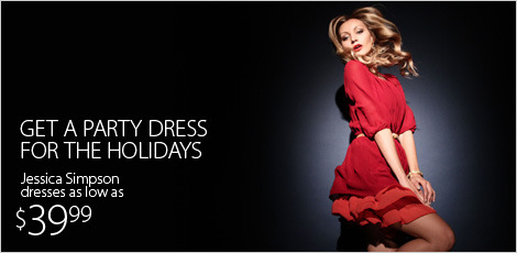 get a party dress for the holidays