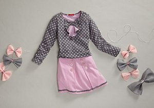 Little Ladies: Dresses, Leggings & More