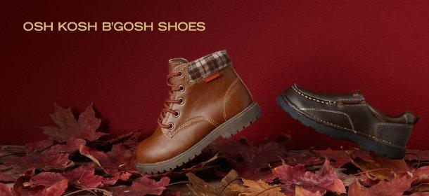 OSH KOSH B'GOSH SHOES, Event Ends December 1, 9:00 AM PT >