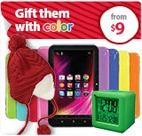 Gift them with color