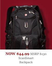 ScanSmart Backpack