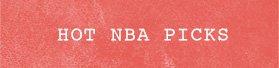 Hot NBA Picks