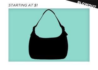 Last Chance Handbag Blowout: Tod's, Coach, Just Cavalli & More