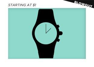Last Chance Watch Blowout: Cartier, Movado, Lamborghini & More
