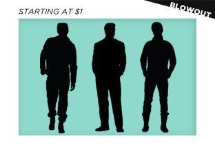 Last Chance Men's Apparel Blowout: Tumi, Calvin Klein, Quicksilver & More