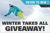 Oakley Winter Takes All Giveaway