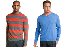 The Cashmere Shop Men's Sweaters & More