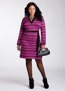 Web Exclusive: Self-Tie Print Dress