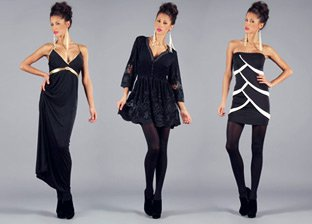 Black Dresses by Chic Dressing