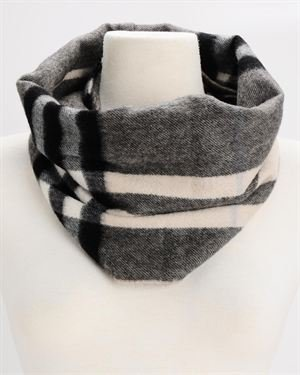 Top Stocking Stuffer for Her: Burberry Checkered Scarf