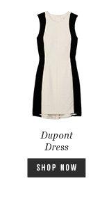 dupont dress