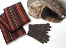 A Wintry Mix Men's Hats, Gloves, & More