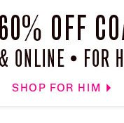 Shop For Him Coats