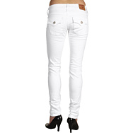 True Religion Jodie in Body Rinse (White)
