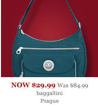 baggallini Prague Shoulder Bag
