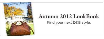 Autumn 2012 LookBook