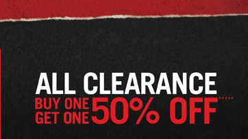 ALL CLEARANCE BOGO 50% OFF*****