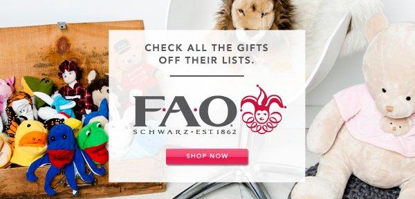 FAO Schwarz.