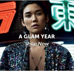 A glam year - Shop Now
