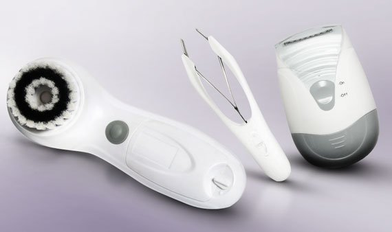 Electronic Facial Brushes & Beauty Tools    - Visit Event