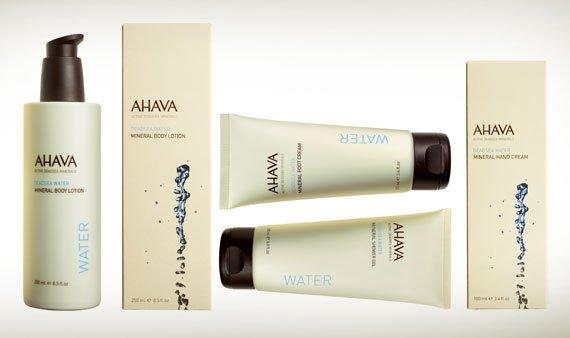 Ahava Skincare - Visit Event
