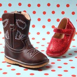 Squeak Squeak: Infant & Toddler Shoes