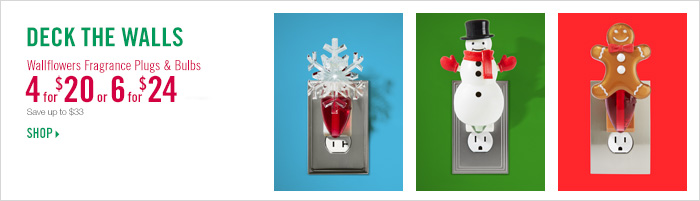 Wallflowers – 4 for $20 or 6 for $24