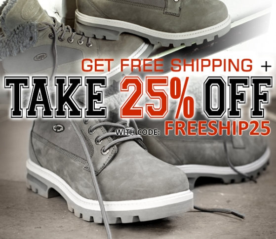 Ready. Set. Go. 25% Off + free shipping