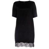 Paul Smith Dresses - Black Silk Lace Hem Dress