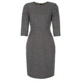 Paul Smith Dresses - Grey New Tweed Dress