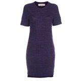Paul Smith Dresses - Purple Chunky Knit Dress