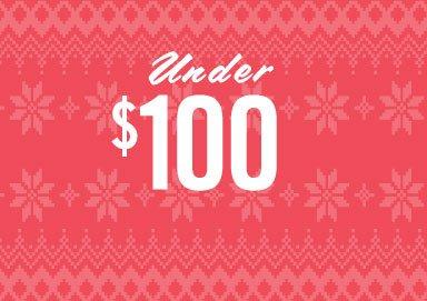 Shop Gifts Under $100