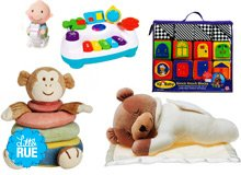 Baby's First Holiday Toys for the Littlest Ones