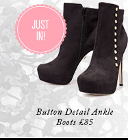 Buton ankle detail boots