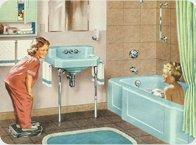 Kohler Colors: The 1950s