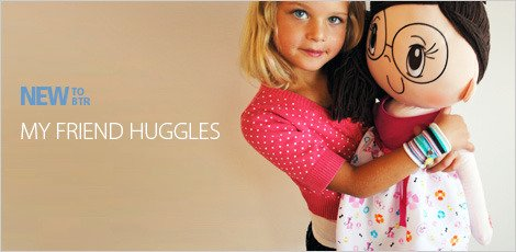 My Friend Huggles