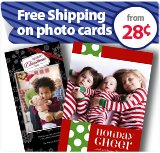Free Shipping on Photo Cards & Gifts
