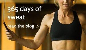 365 days of sweat