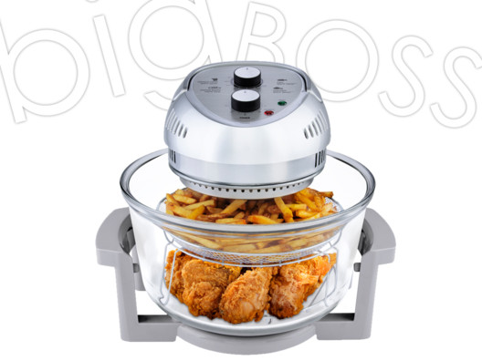 Big Boss Oil-less Fryer from Health & Wellness