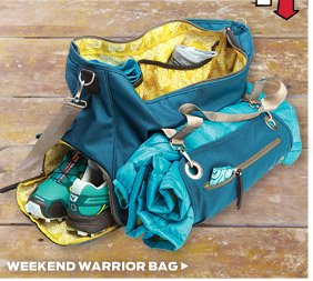 Weekend Warrior Bag ›