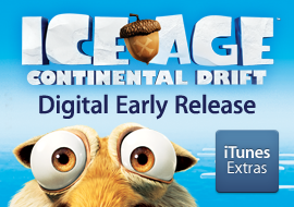 Ice Age: Continental Drift - [EXTRAS] Digital Early Release