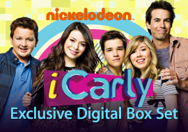 iCarly - Exclusive Digital Box Set