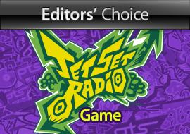 Editors' Choice: Jet Set Radio - Game